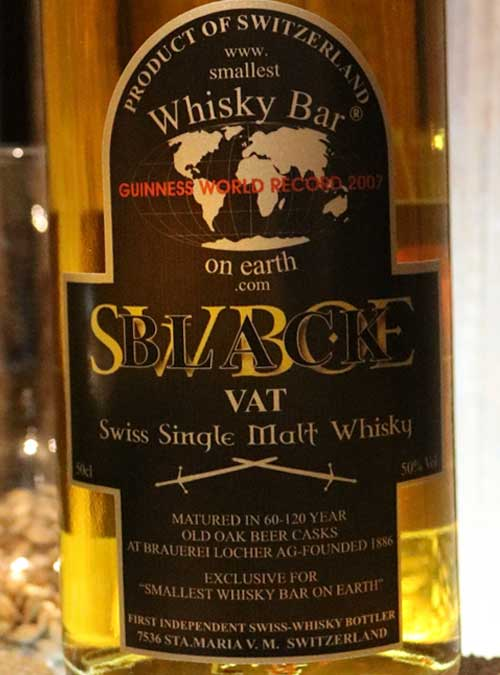 Whisky Shop Schweiz Single Malt